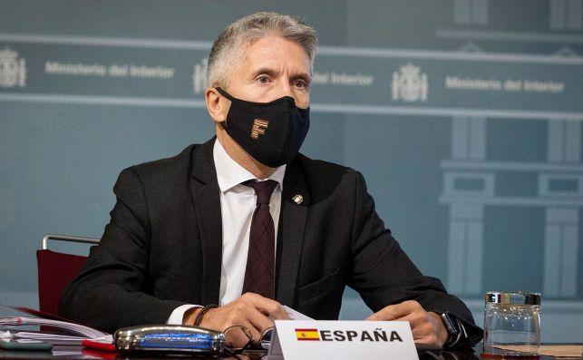 El ministro de Interior, Fernando Grande Marlaska, es el último responsable de las políticas de acercamientos de presos de ETA a las cárceles del País Vasco. ETA/Archivo