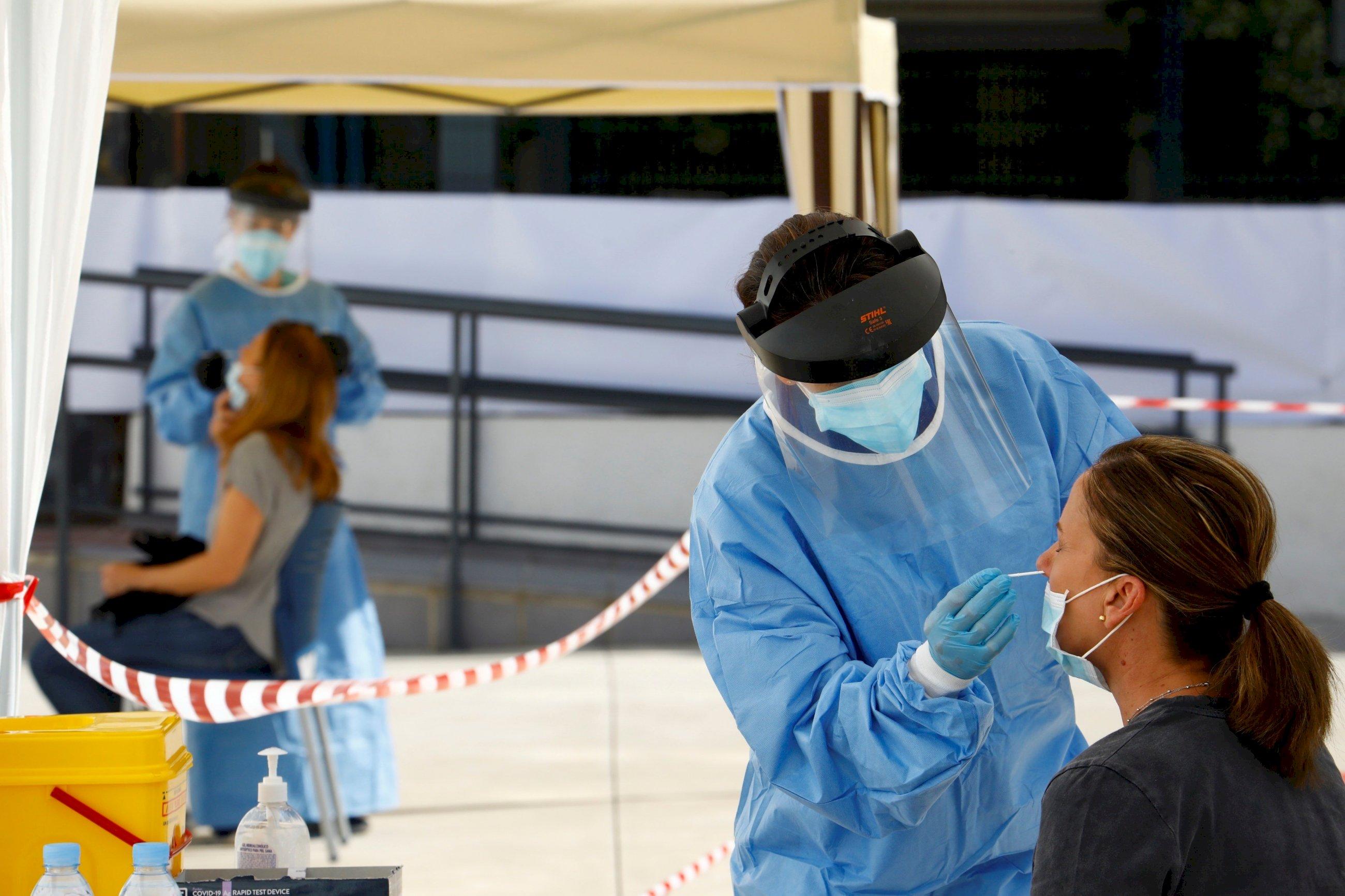 Coronavirus: Ferrol y Lugo lideran la bajada de casos en Galicia
