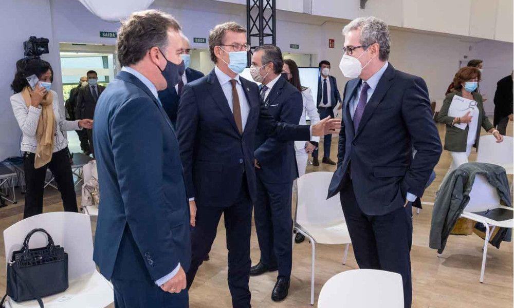 Así es la candidatura gallega para los fondos europeos