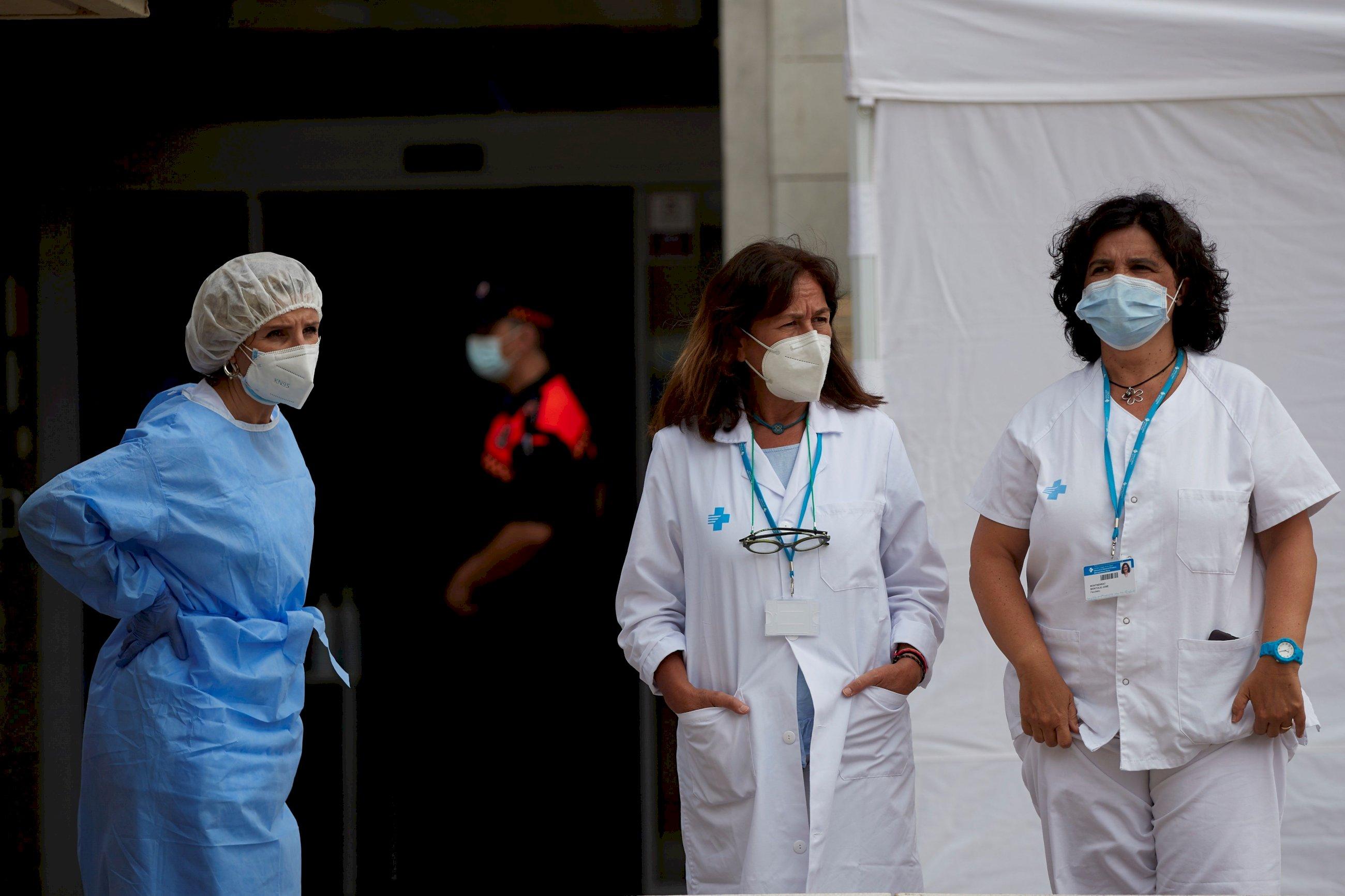 Covid-19: los casos y los hospitalizados caen en Galicia una semana después de la desescalada
