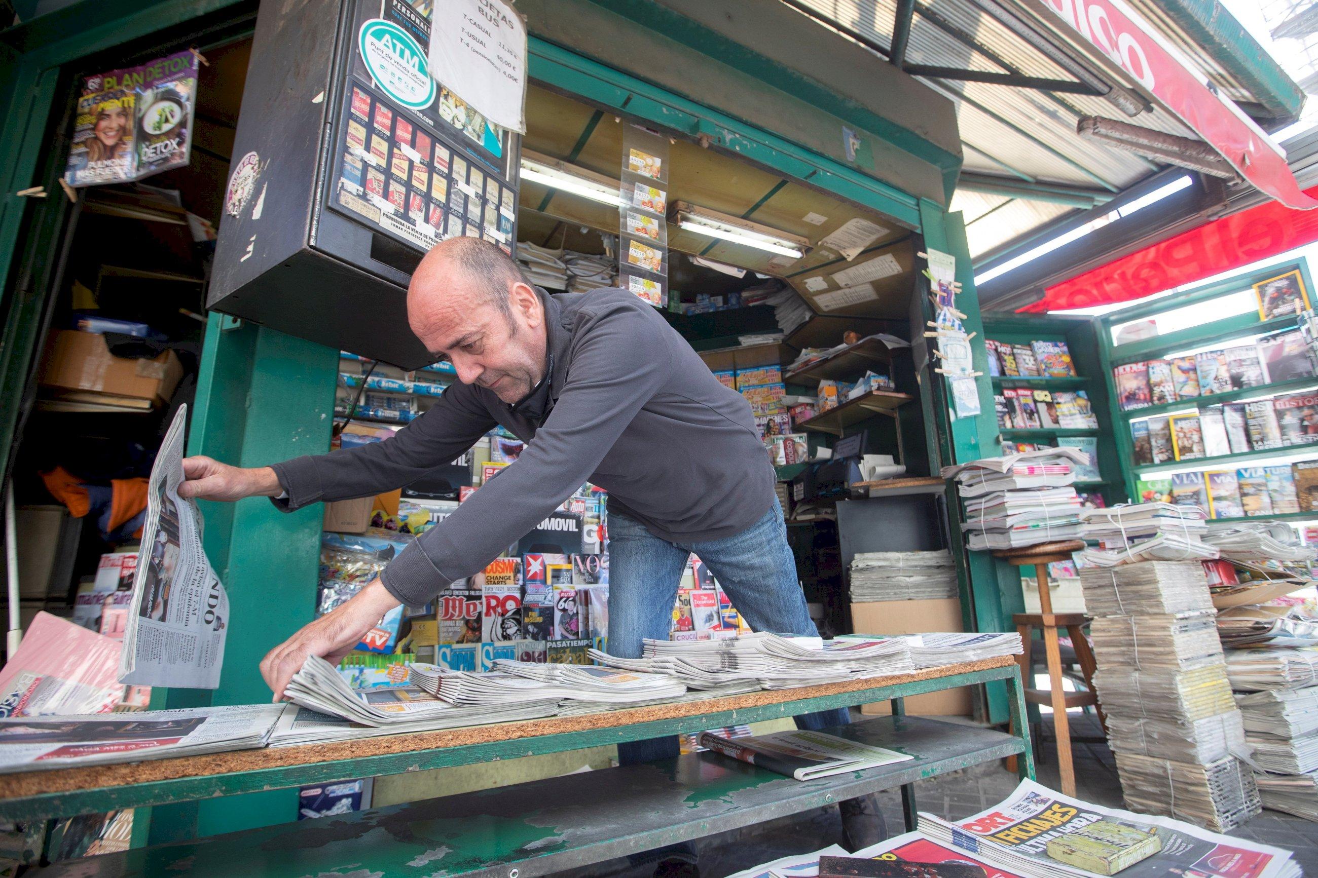 La 'coronacrisis' cuesta 300M a los tres grandes de la prensa española