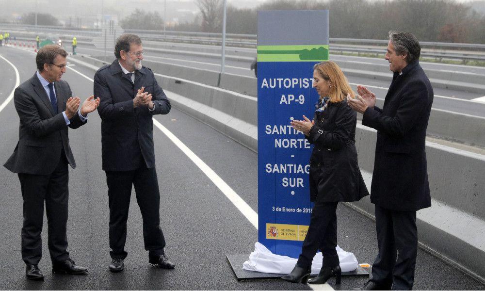 Ana Pastor cree que rebajó los peajes de la AP-9 en la etapa de Rajoy