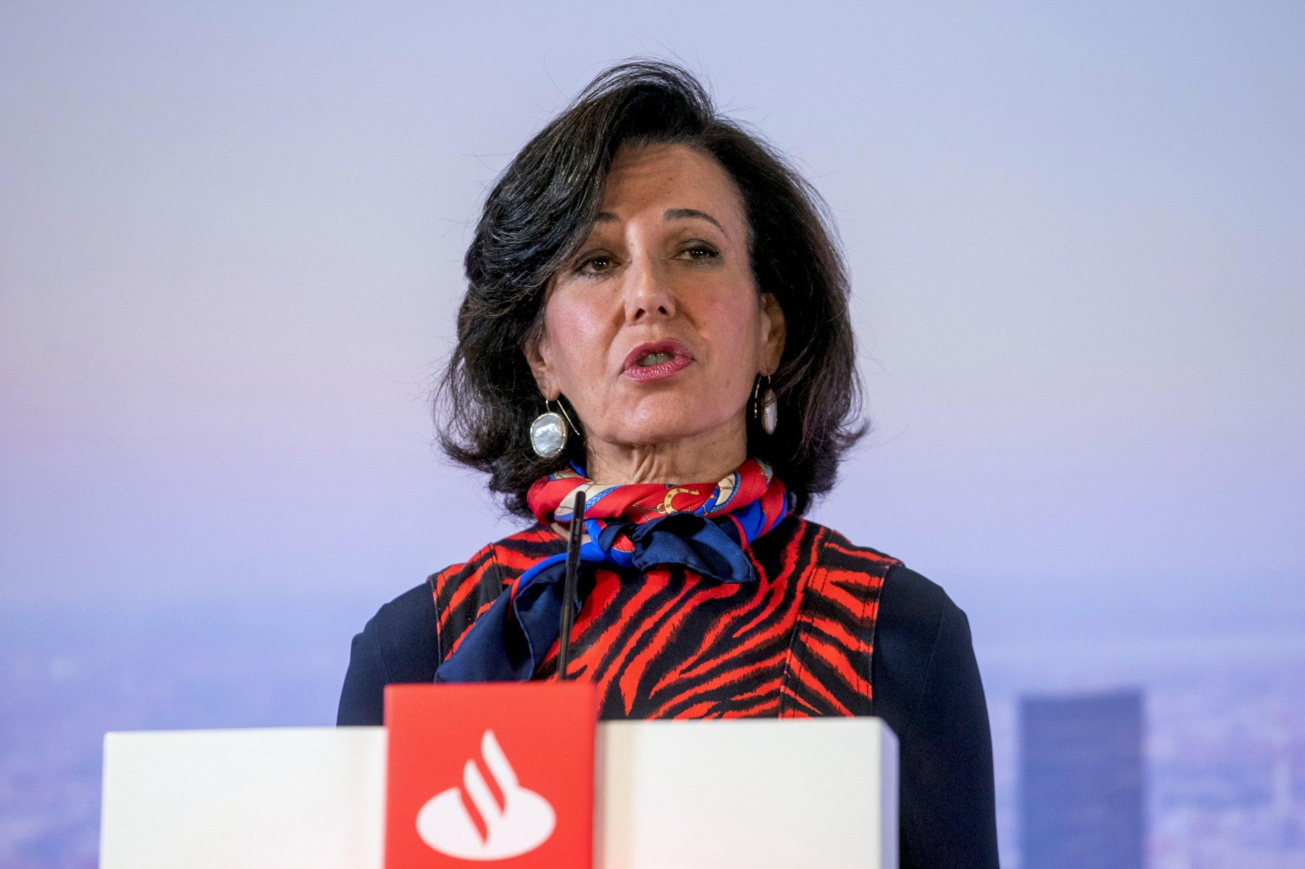 Los cierres del Santander se comerán un tercio de su red en Galicia