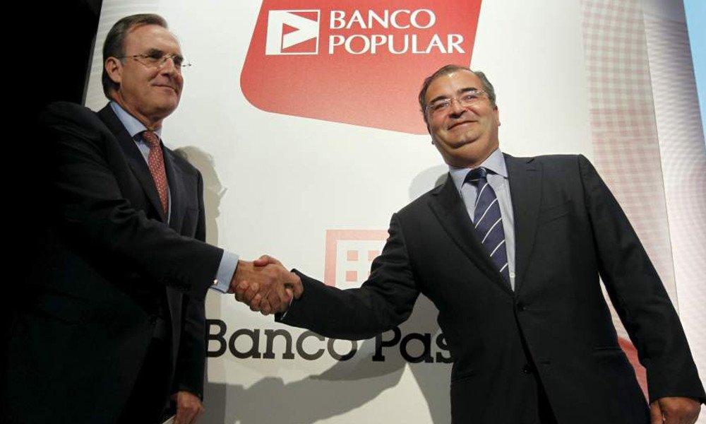 Santander ya tiene menos oficinas que Popular y Pastor tras la fusión