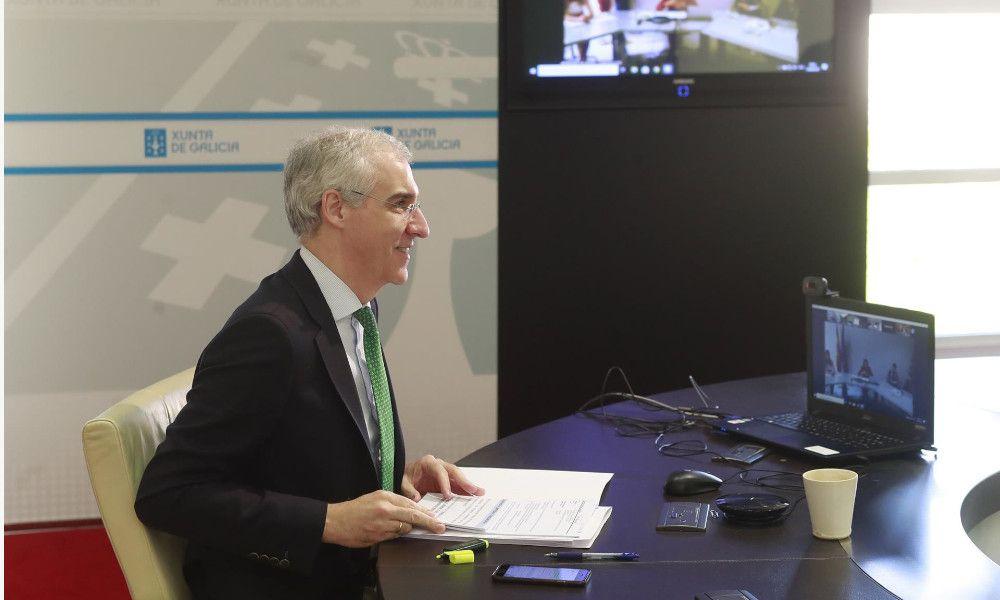 La Xunta reserva 10 millones para entrar en el capital de empresas