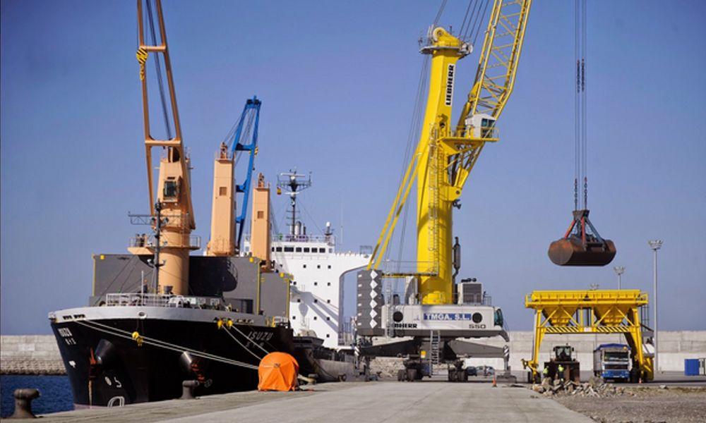 La 'apuesta verde' del Puerto de A Coruña: más de un millón al año