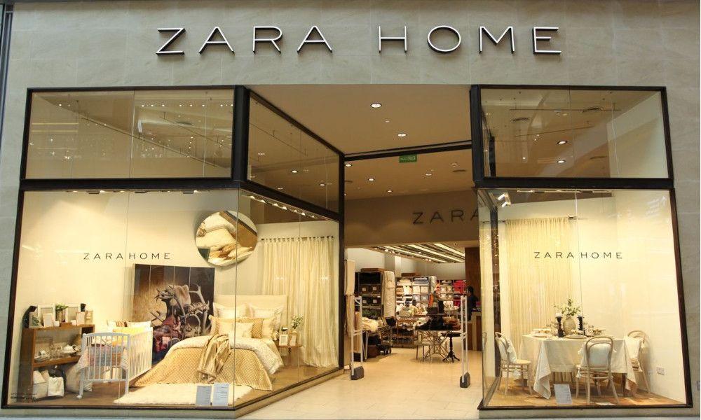 Inditex ultima la integración de Zara Home en las tiendas de Zara