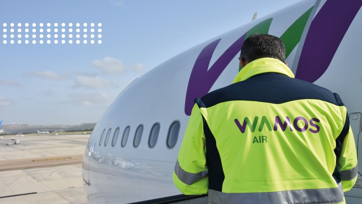 Royal Caribbean convierte Wamos en una aerolínea de mercancías