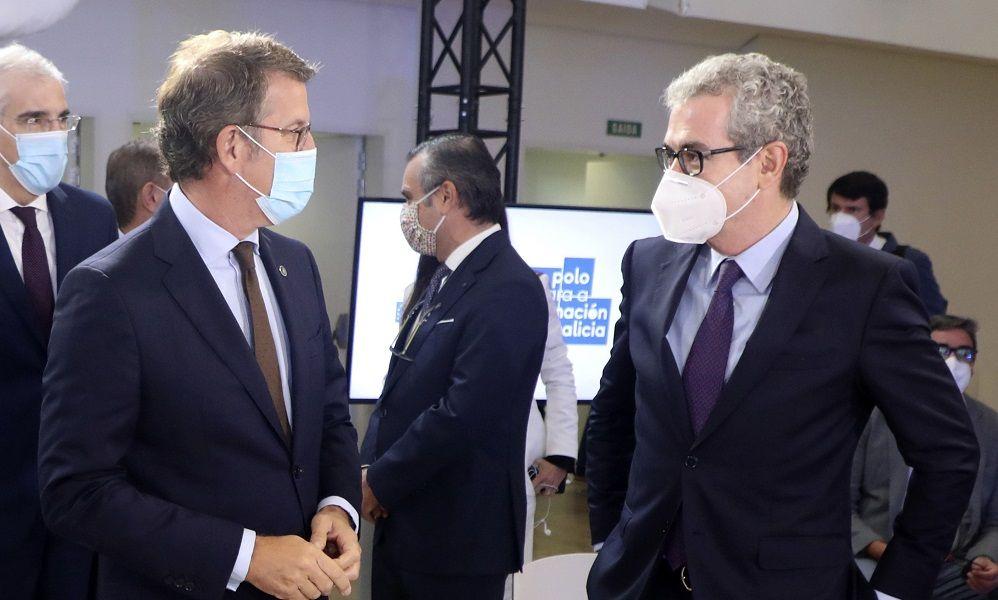 Inditex, nueva cantera de altos cargos de la Xunta