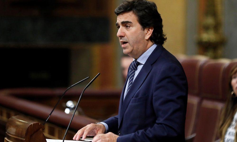 Martín Fernández Prado: un reto de 300 millones con el puerto coruñés
