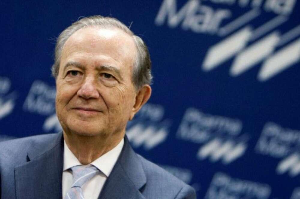 José María Fernández de Sousa, presidente de Pharmamar