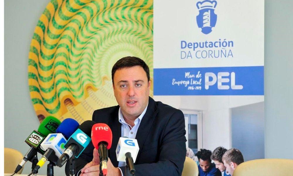 La Diputación de A Coruña duplica su gasto social en sus Presupuestos