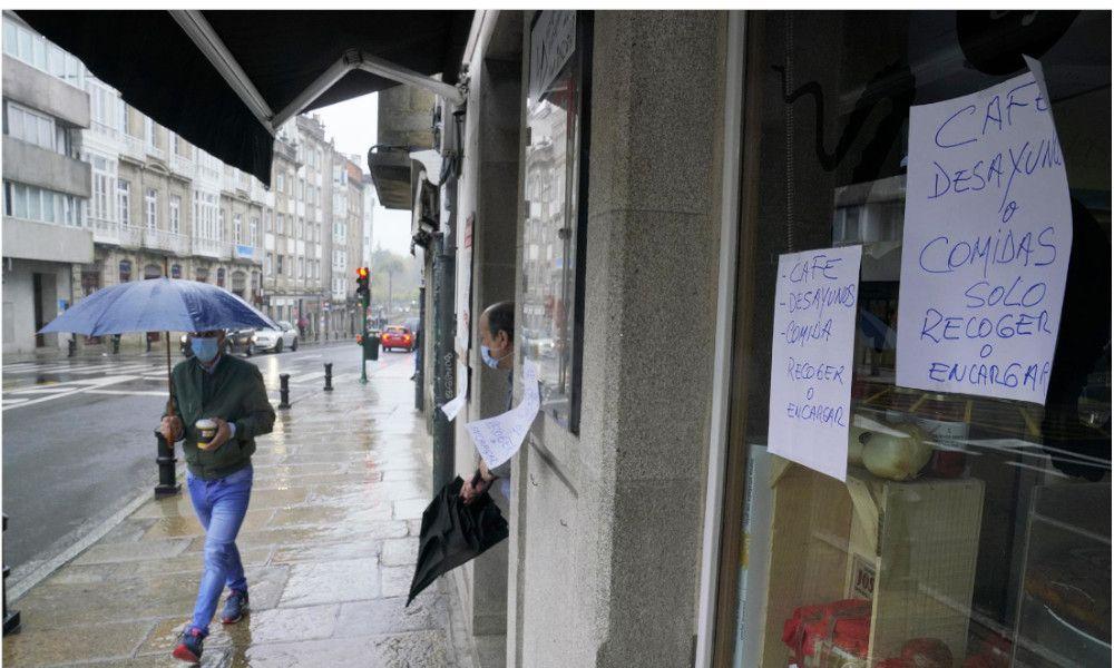 El coronavirus retrocede en Galicia al margen de las restricciones
