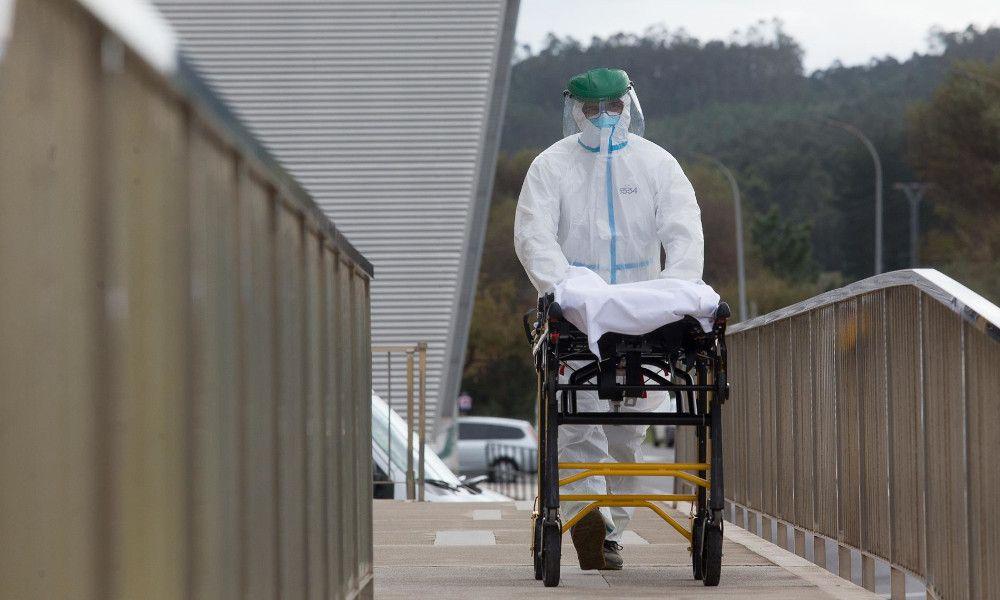 Galicia suma 21 fallecidos y supera el millar de muertes por Covid-19