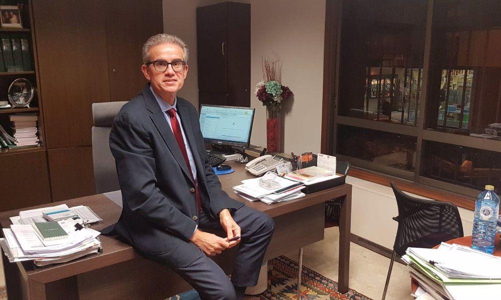 El ourensano Díaz Barreiros, nuevo presidente de la patronal gallega