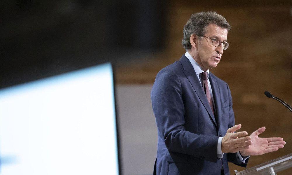 Feijóo pide a Sánchez que el Pazo de Meirás sea propiedad de la Xunta