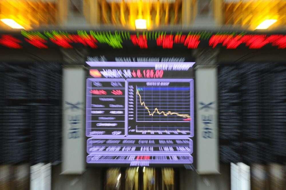 Inditex lidera la caída de un Ibex atemorizado por la inflación