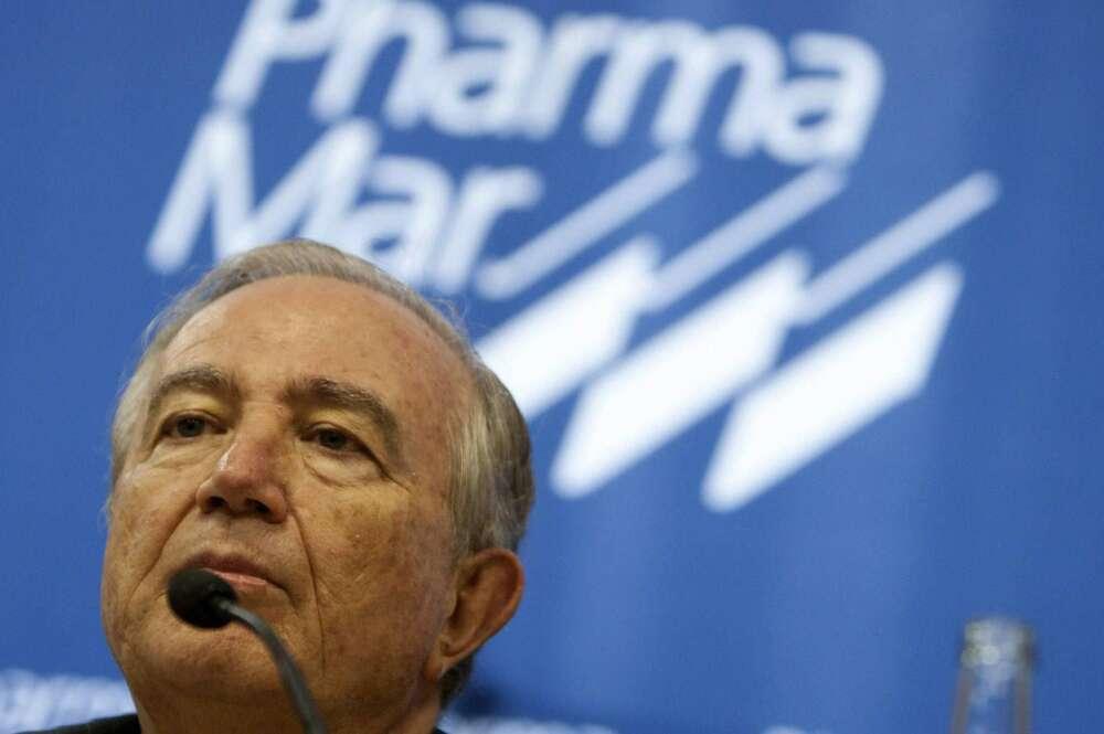 Pharma Mar se dispara un 21% por los resultados del Aplidin y lidera la subida del IBEX