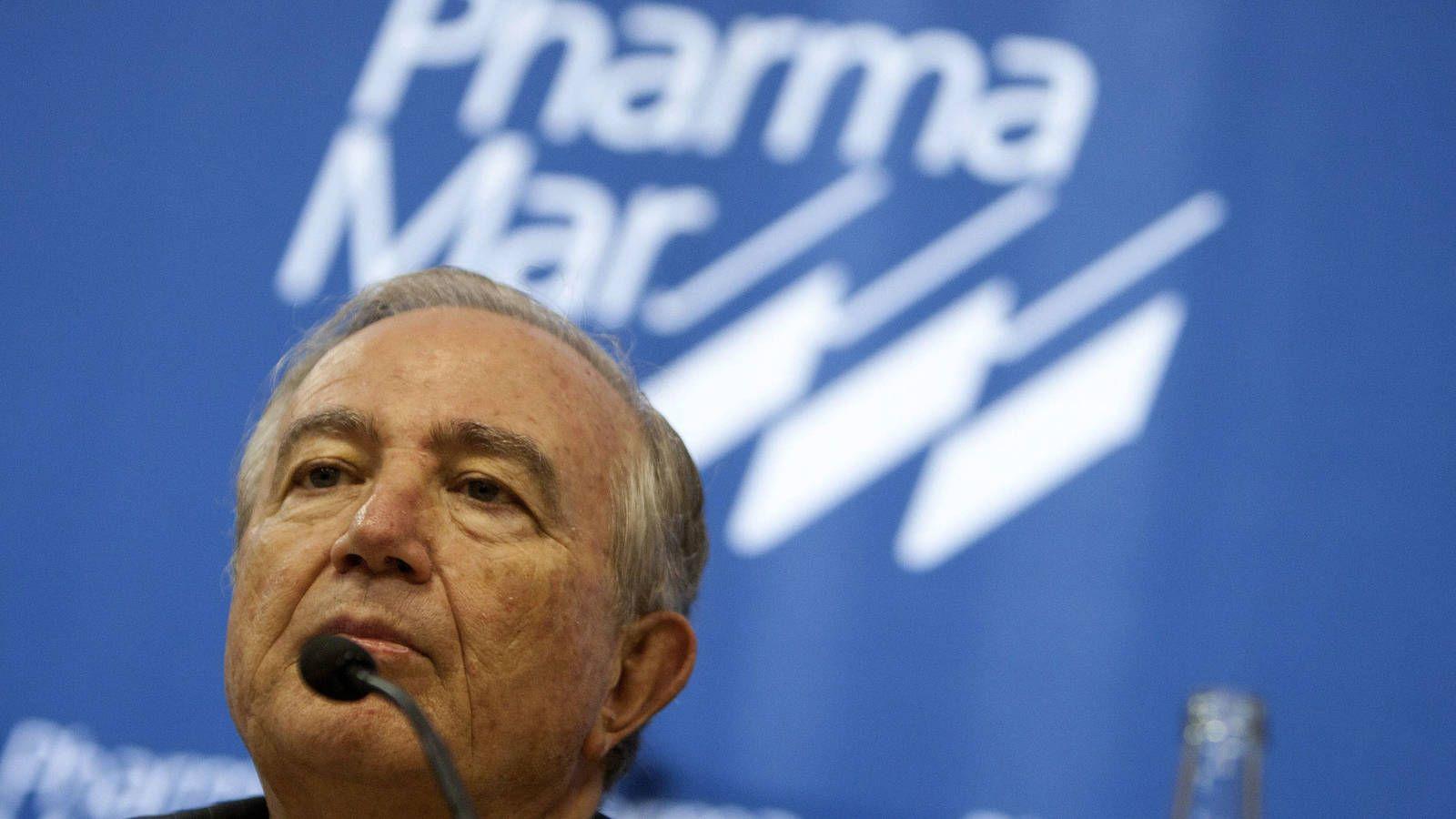 El presidente de Pharma Mar se anota la mayor subida de sueldo del IBEX el año del Covid