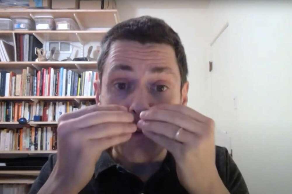 Así el experto en aerosoles que refuta a la OMS por el coronavirus