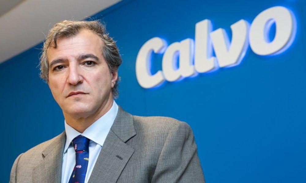 El CEO de Calvo dimite como presidente de la patronal conservera