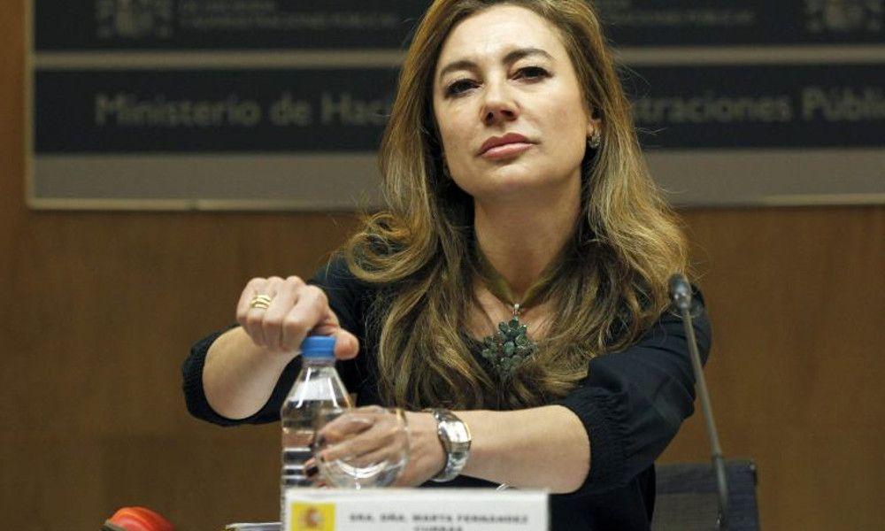 ¿Victoria de Marta Fernández Currás? EY auditará a Inditex