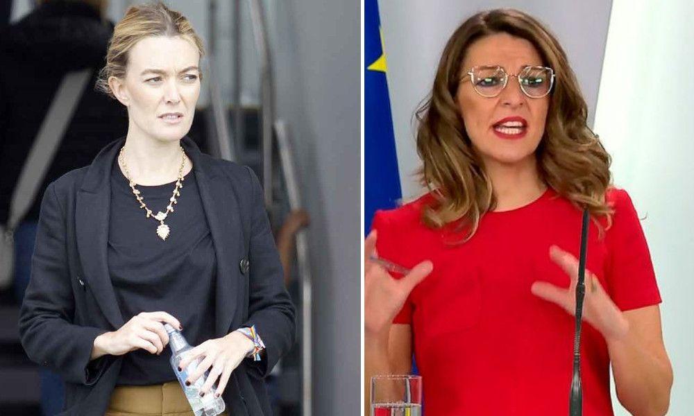 Yolanda Díaz y Marta Ortega, las gallegas más influyentes para Forbes