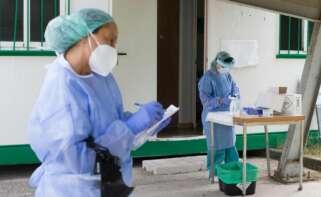Covid: caen los casos activos por debajo de 3.000, pero repuntan los hospitalizados