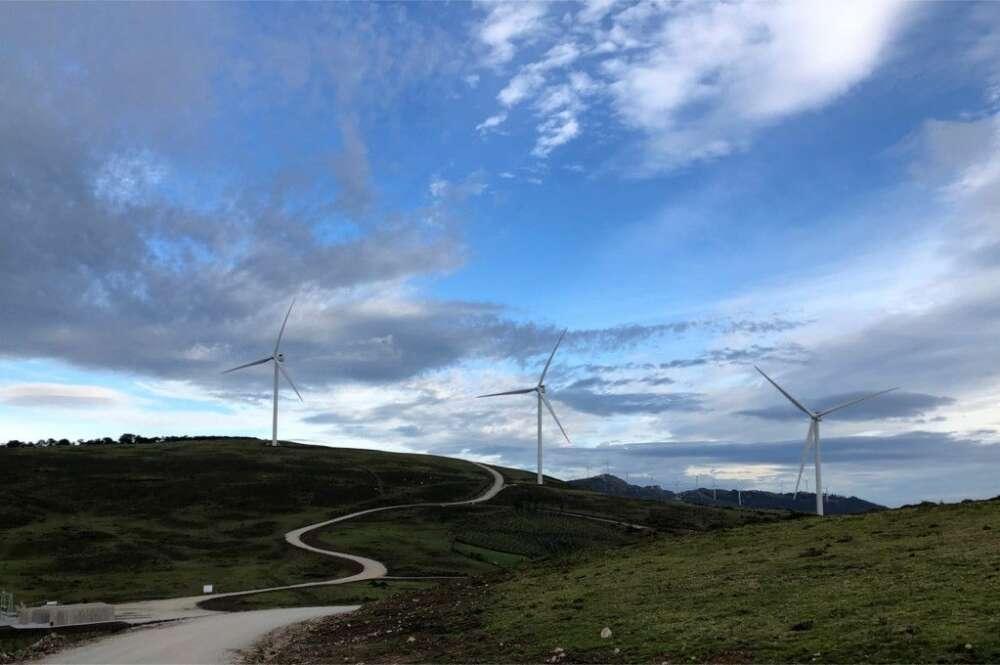 La justicia tumba un parque eólico de Norvento en Mondoñedo