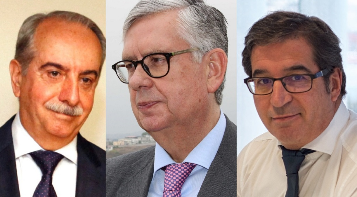 Antonio Couceiro, Juan Manuel Vieites y Antonio Rodríguez del Corral valoran el Atlas Gallego de la Empresa Comprometida