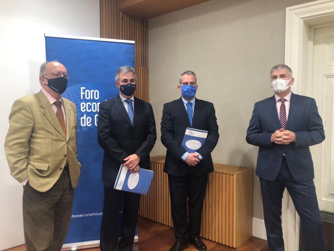 El 62% de las empresas de la Eurorregión Galicia-Norte de Portugal no tienen empleados