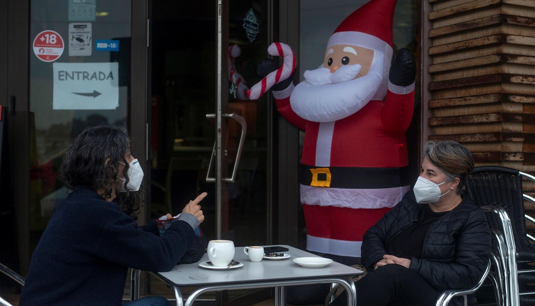 La Xunta endurece medidas debido al repunte de contagios causado tras las vacaciones de Navidad. EFE/Brais Lorenzo