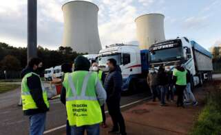 Endesa asegura que las pruebas con biocombustibles alternativos no son rentables, por lo que apuesta por cerrar la planta de As Pontes el próximo verano. EFE /Kiko Delgado