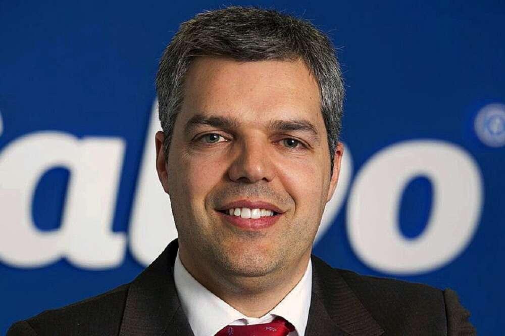 Enrique Orge, director general de Calvo para Europa. EFE