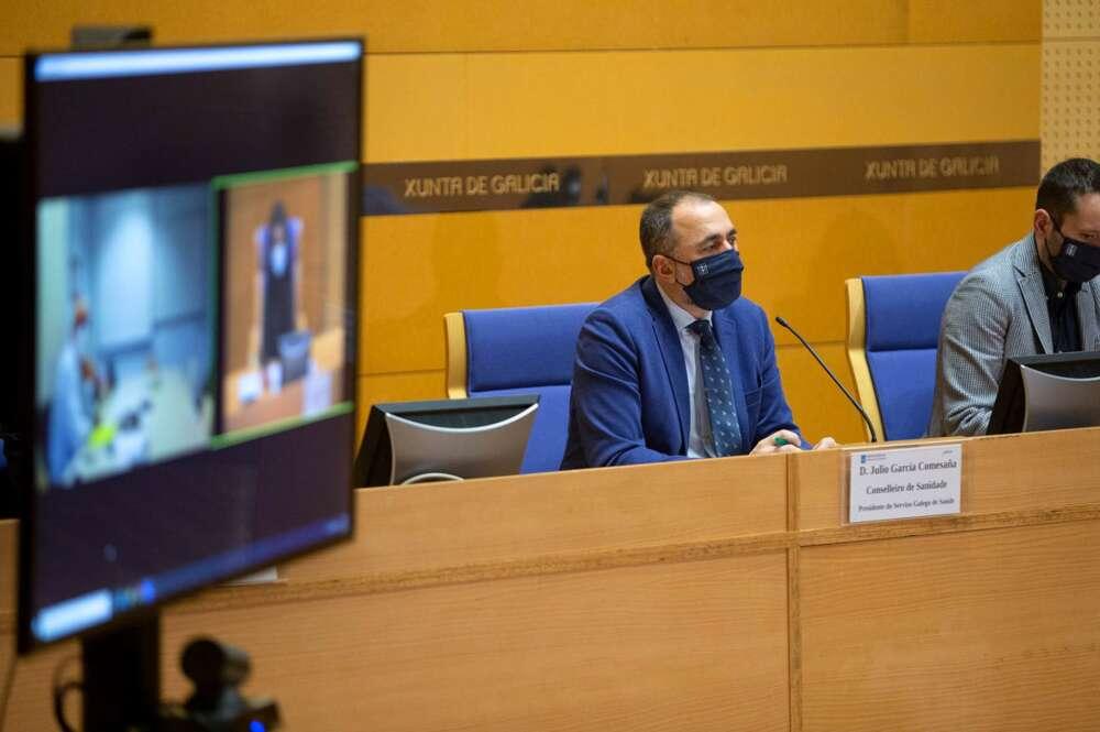 La Xunta prepara el terreno para endurecer las restricciones en Vigo