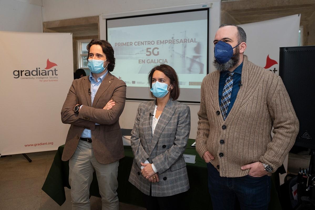 Gradiant pone en marcha un laboratorio 5G en Galicia, llamado a captar fondos europeos y atraer a la comunidad a una las grandes multinacionales tecnológicas