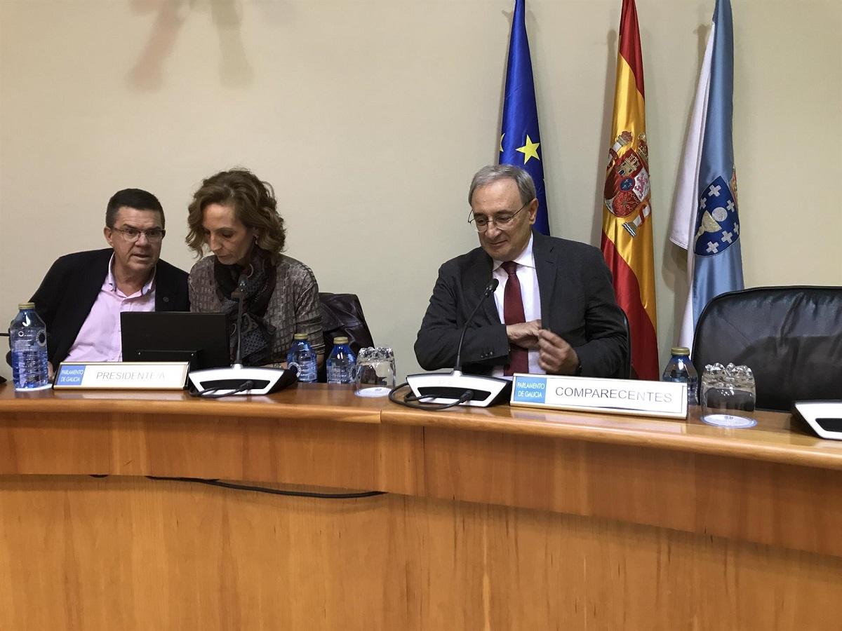 El director general de la CRTVG, Alfonso Sánchez Izquierdo, ha sido nombrado presidente de la FORTA