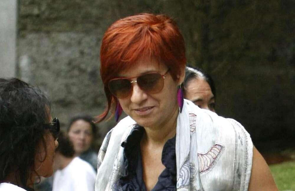 Sandra Ortega. EFE/Cabalar