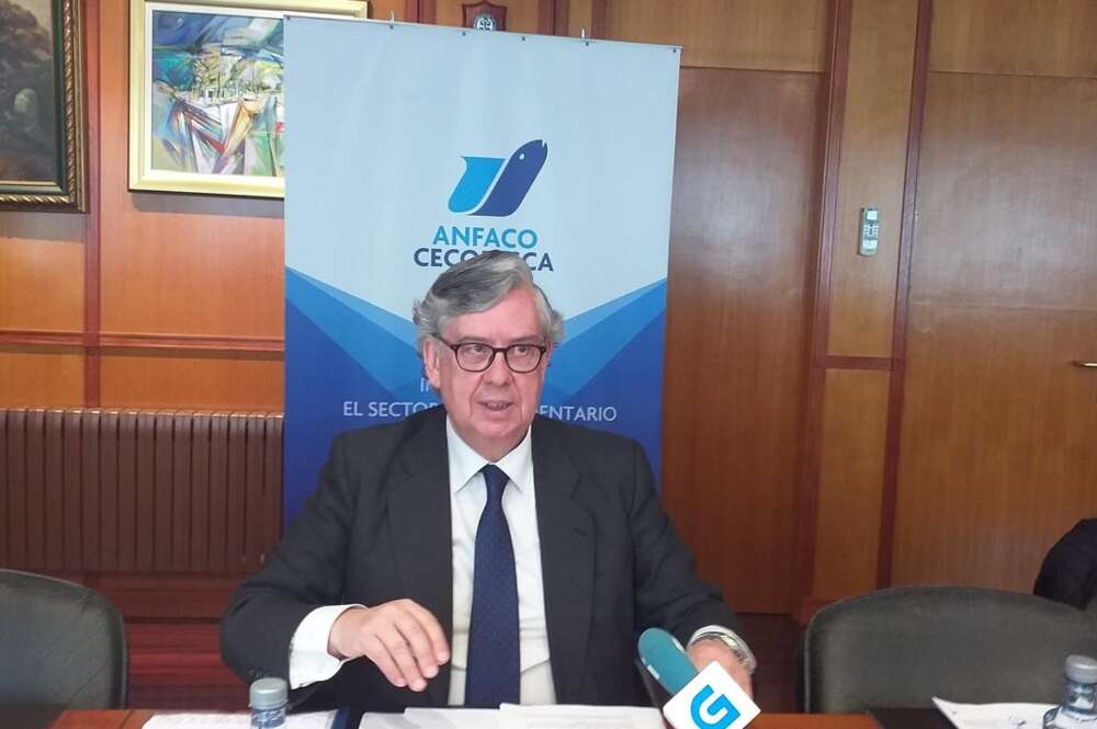 Juan Vieites, secretario general de Anfaco, se postula como candiato a la presidencia de la patronal gallega