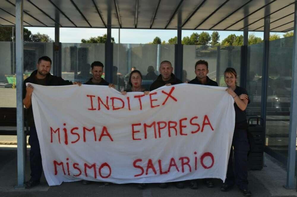 Covid: la austeridad de Inditex desencadena una huelga en el almacén de Oysho