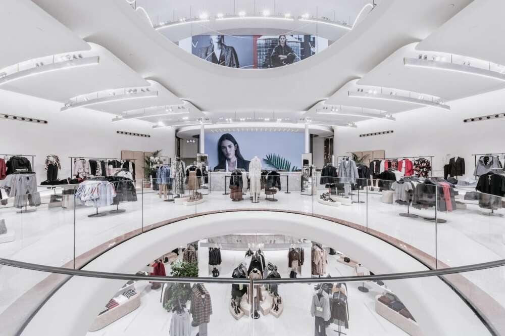 Establecimiento de Zara en Milán / Inditex