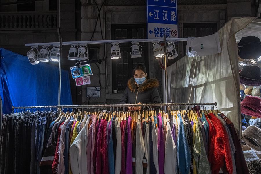 Tienda de ropa en pandemia / EFE