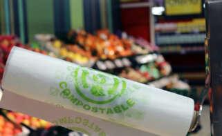 Las nuevas bolsas biocompostables de la compañía / Vegalsa