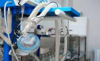 Material médico usado para tratar el Covid-19