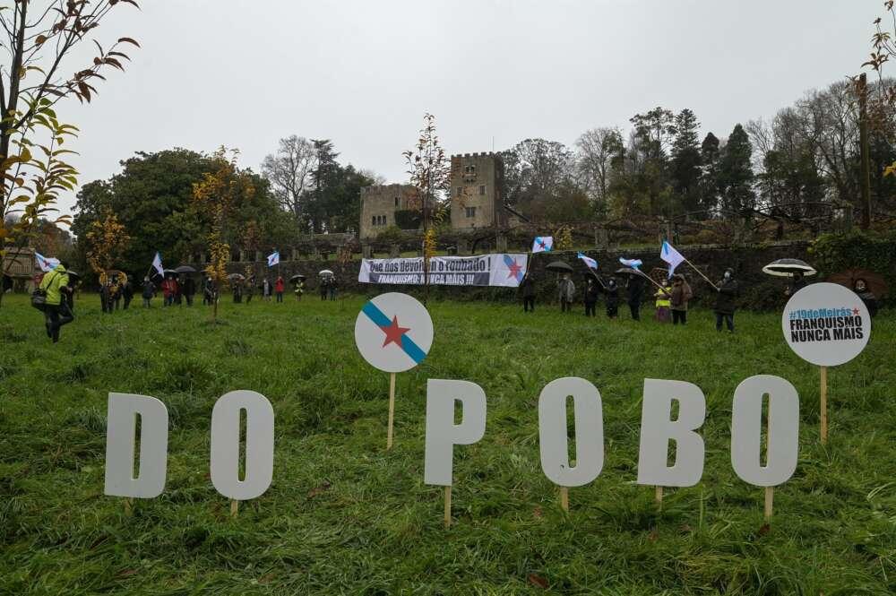 El Gobierno rechaza recurrir la sentencia de Meirás que obliga a indemnizar a los Franco