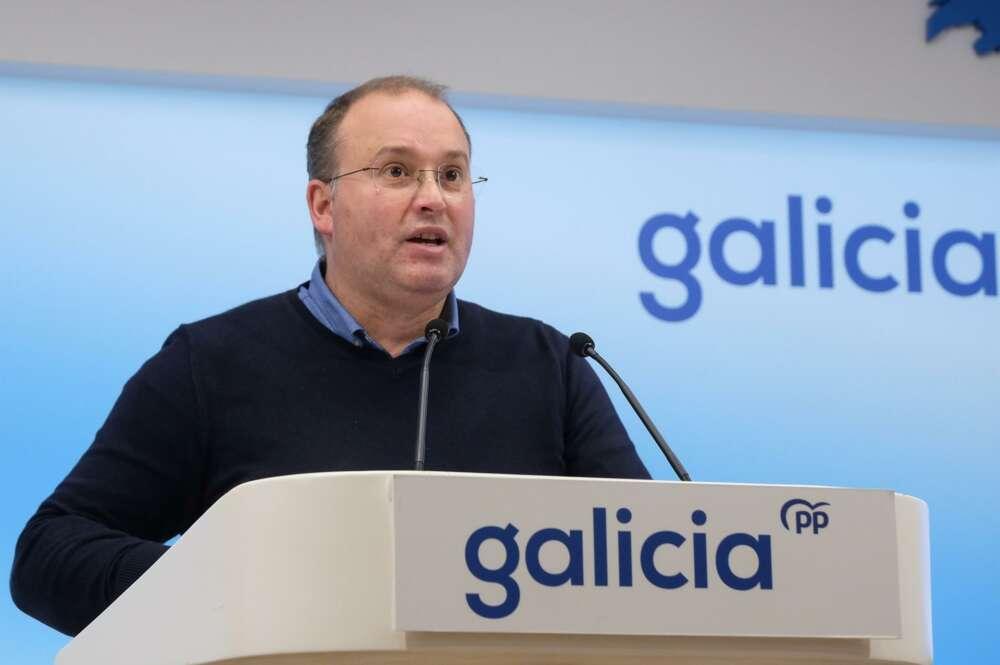 El PP gallego matiza a Feijóo y reafirma su apoyo a Pablo Casado