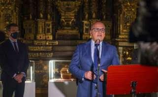 Baltar irrumpe en la crisis del PP y postula a Feijóo a la Xunta