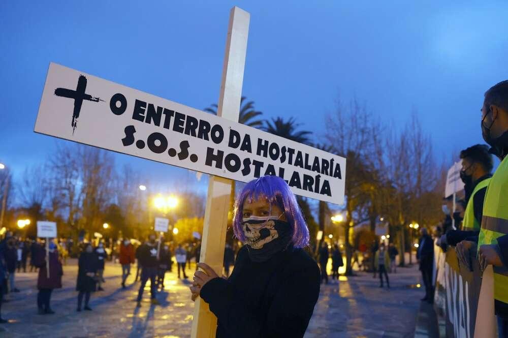 La Xunta decide hoy si hará inspecciones sorpresa a hosteleros y clientes