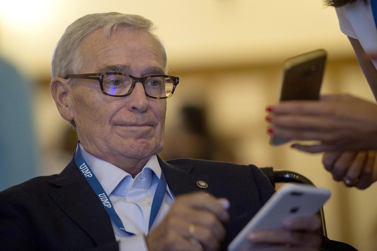 Francisco Luzón falleció a los 73 años de edad tras una larga lucha contra el ELA