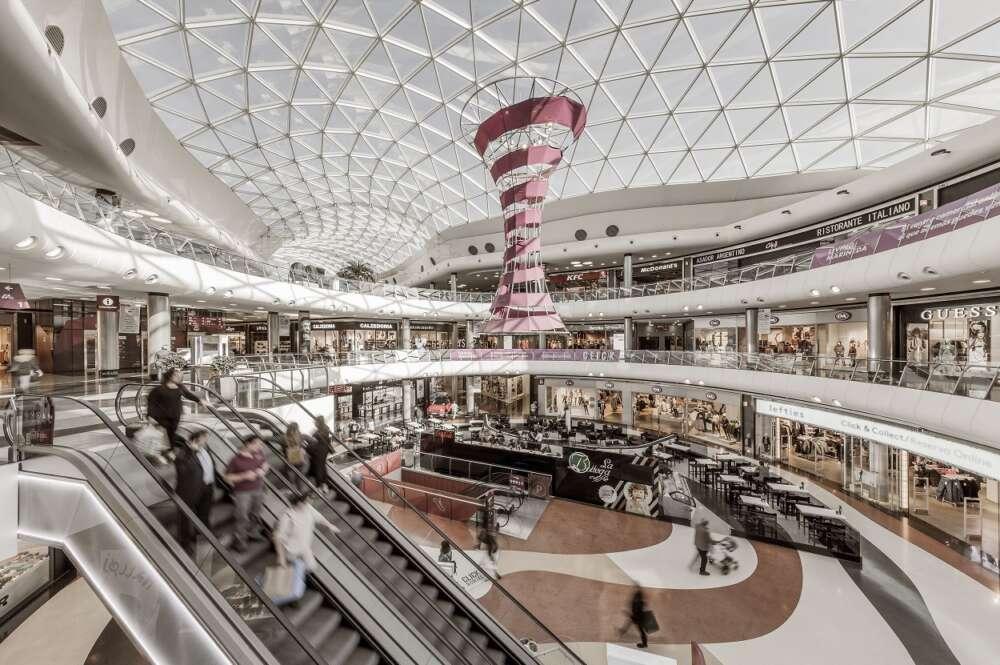 Centro comercial Marineda City, de Merlin Properties. EFE